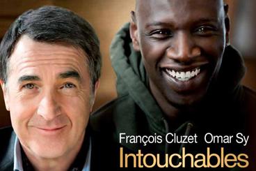 Intouchables de Eric Toledano & Olivier Nakache